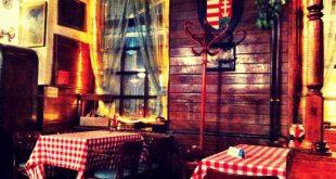 رستوران مجاری